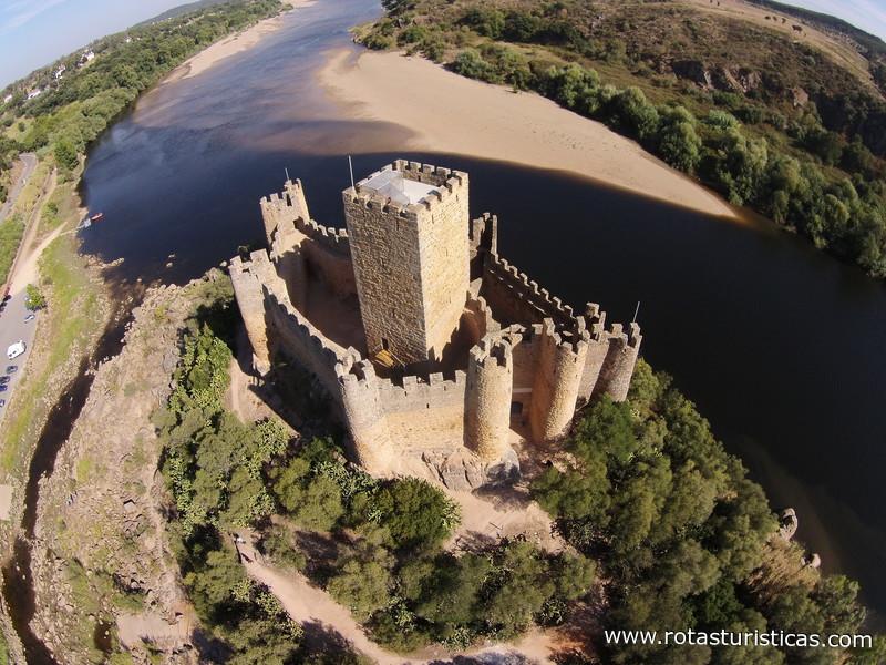 Castelo De Almourol Fotos De Almourol Santarem Routes